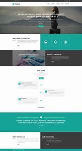 Business Responsive Website Template  57549