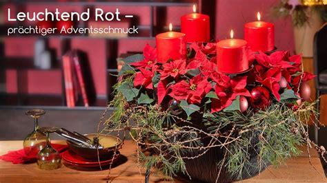 Adventsschmuck Selber Machen by Bepflanzter Adventskranz