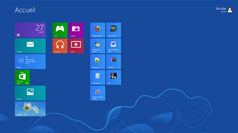 bureau windows comment avoir un bureau windows 7 sous windows 8