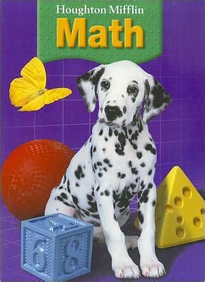 Houghton Mifflin Math A 2005 Student Book (complete) 1 Volume (consumable) Grade 1 2005 By