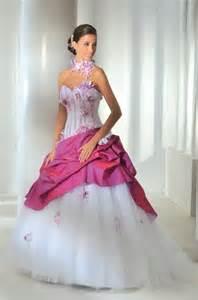 robe fushia mariage robe fushia mariage