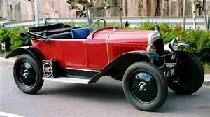 Citroen Trefle : une citro n tr fle c3 de 1923 flash e pour exc s de vitesse le blog eplaque ~ Gottalentnigeria.com Avis de Voitures