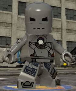 Iron Man (Mark 1) | Lego Marvel and DC Superheroes Wiki ...
