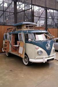 Volkswagen Camping Car : pin on e rockin 39 dream cars trucks ~ Melissatoandfro.com Idées de Décoration