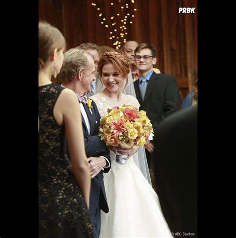 greys anatomy saison  april lors de son mariage dans