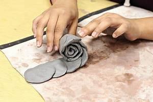 Comment Faire Secher Une Rose : comment faire une rose sculpture fleurs poterie ~ Melissatoandfro.com Idées de Décoration
