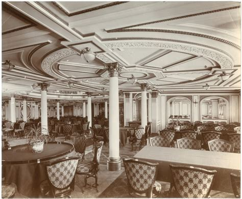 a haunting look inside the lusitania the bowery boys