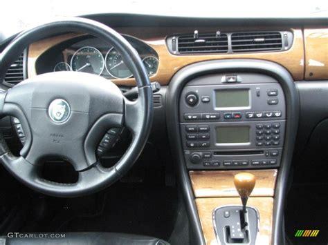 2003 Jaguar X-Type 2.5 Charcoal Dashboard Photo #39879583 ...