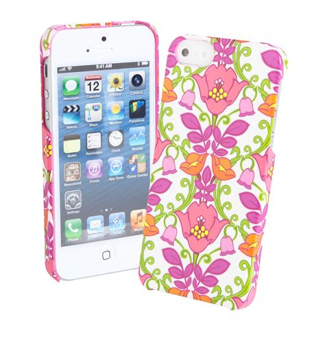 vera bradley snap on phone for iphone 5 ebay
