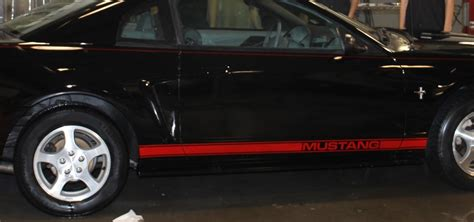 How To Paint Stripes And Letters On Car « Car Mods