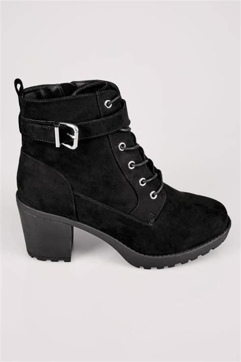 date post jenny template responsive black lace up heeled platform ankle boot with buckle