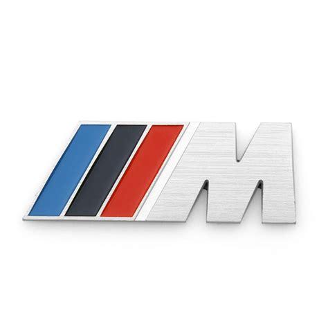 bmw m emblem mad hornets 3d aluminum emblem badge sticker decal bmw m power 15 99 http www madhornets