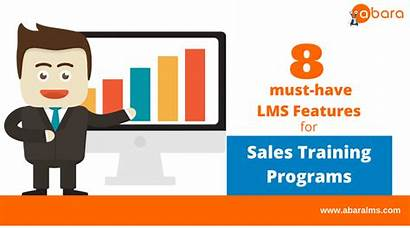 Programs Training Sales Lms Must Features