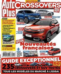 Telecharger Auto Plus : auto plus hors s rie crossovers n 5 t 2017 telecharger des magazines journaux et livres ~ Maxctalentgroup.com Avis de Voitures