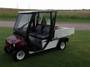 2010 Club Car Carryall 2 Lsv