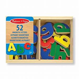 melissa doug wooden magnetic set numbers letters animals With melissa and doug wooden magnetic letters and numbers