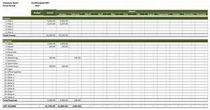 rental property income and expenses excel templates With rental property income statement template