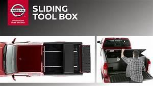 Sliding Tool Box For Trucks