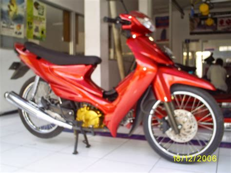 Modif Motor Smash 110 by Suzuki Smash 110 Modifikasi Thecitycyclist