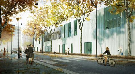 charte de développement durable île de nantes 44 gymnase porte de lilas agence franck boutté
