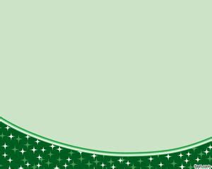 green simple powerpoint template background
