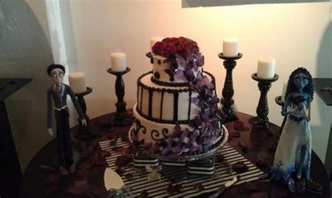 Tim Burton Cake  Ee   Rpse Ee    Ee  Bride Ee   Weddingbee Photo Gallery