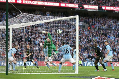 FA Cup: Man City 0-1 Wigan – Final Joy For Latics As City ...