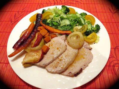 la cuisine au four recettes de roti de porc au four