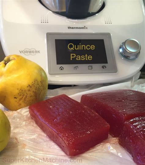 Aioli Thermomix Tm5 by Thermomix Quince Paste Recipes For Tm5 And Tm31