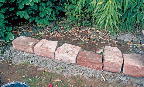 Granit Mauer Selber Bauen