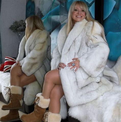 Besten Crossdressers In Fur Bilder Auf Pinterest