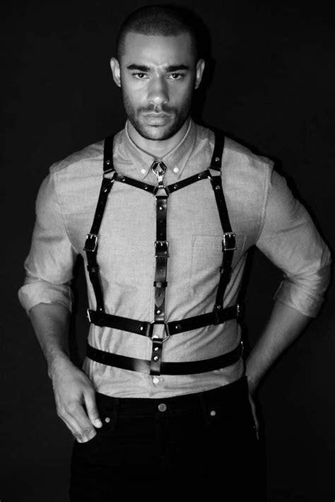 leather suspender for men | http://lomets.com