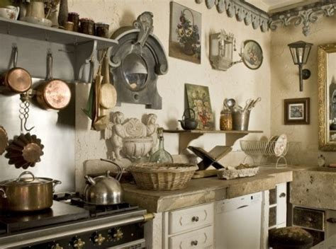 cuisine deco vintage country kitchens a charming collection the