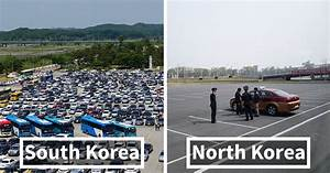 Life In South Korea Vs. North Korea