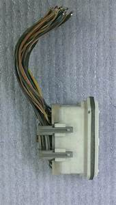 1996 Lincoln Mark Viii Ccrm Vcrm Fan Relay Control Wiring