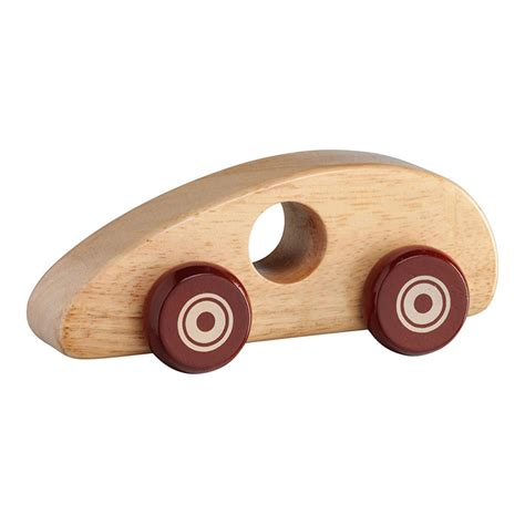 wooden toys natural wood toy car classic car toy traditional