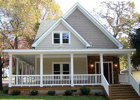 country cottage house plans with porches plan w58547sv photo gallery narrow lot southern