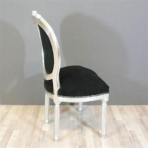 Chaise Louis Xvi : chaise louis xvi style baroque chaise baroque ~ Teatrodelosmanantiales.com Idées de Décoration