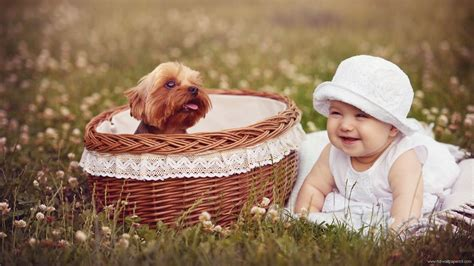 45 Small And Cute Baby Wallpaper Download For Free