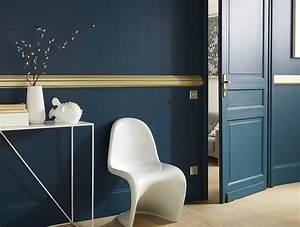 couleur bleu petrole peinture maison design bahbecom With couleur pour un salon 1 peinture bleu 12 couleurs bleutees pour repeindre son