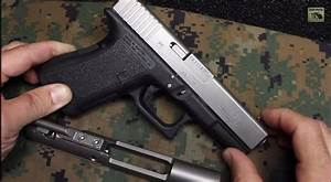 Glock 23 with Robar NP3 Finish - Just Glock