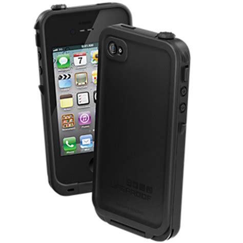 lifeproof iphone 4s lifeproof waterproof iphone 4 4s black phone
