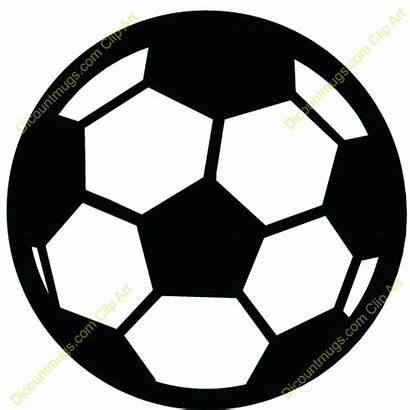 Ball Soccer Clipart Lines Clip Balls Cliparts