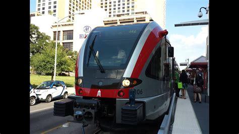 HD Austin Metro Rail - Lakeline Station to Howard - YouTube