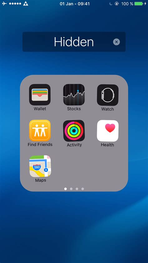 how to hide apps on iphone image gallery hiding apps on iphone