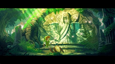Breath Of The Animated Wallpaper - animated wallpaper
