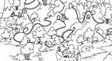 Coloring Ice Cream Getdrawings sketch template