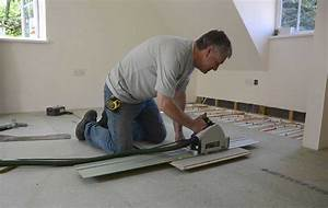 Plancher Chauffant Electrique : pose et prix d un plancher chauffant ~ Melissatoandfro.com Idées de Décoration