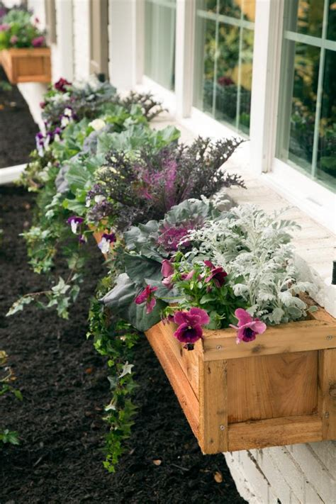 simple garden projects  tackle  fall hgtvs