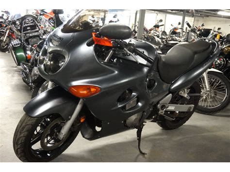 1991 Suzuki Katana 750 by Suzuki Katana 750 Motorcycles For Sale
